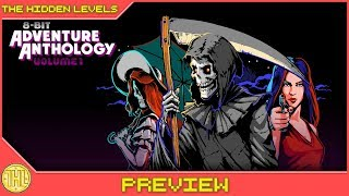 8-Bit Adventure Anthology: Volume One Gameplay and Preview (Xbox One)