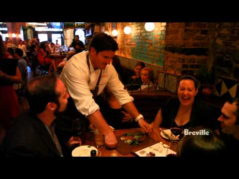 Breville Road to the Recipe: Chef Seamus Mullen of Tertulia in New York City