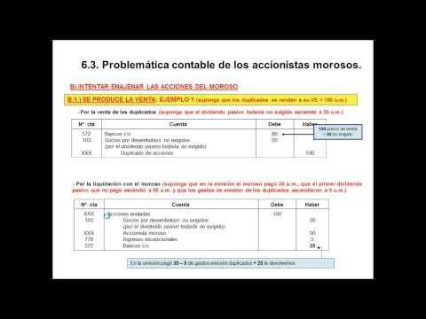 umh2172 2012-13 Lec006 Contabilidad de Sociedades. Aportaciones a las S.A.