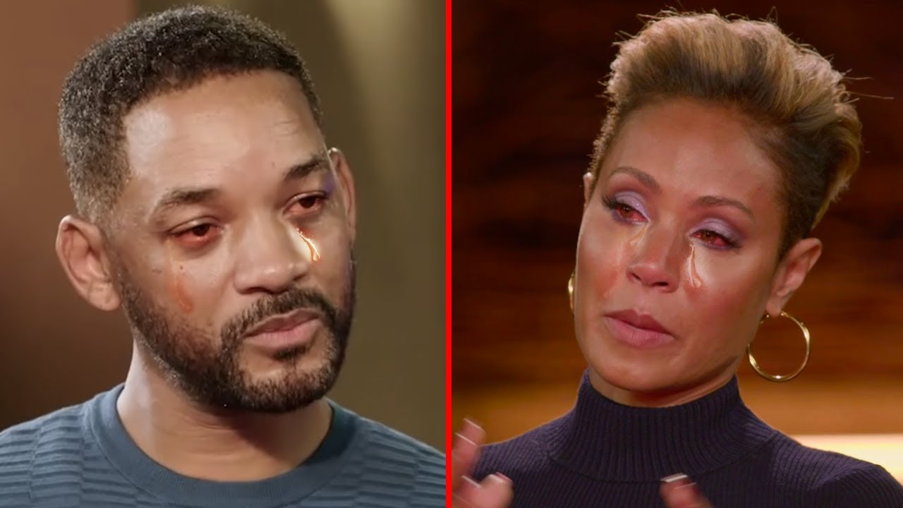 Will Smith Confronts Wife Jada Pinkett Smith On Red Table Talk