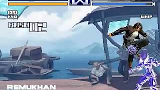 King of Fighters 2003 - Amazing Combos