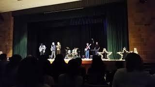 Talent Show Waldon Middle School.