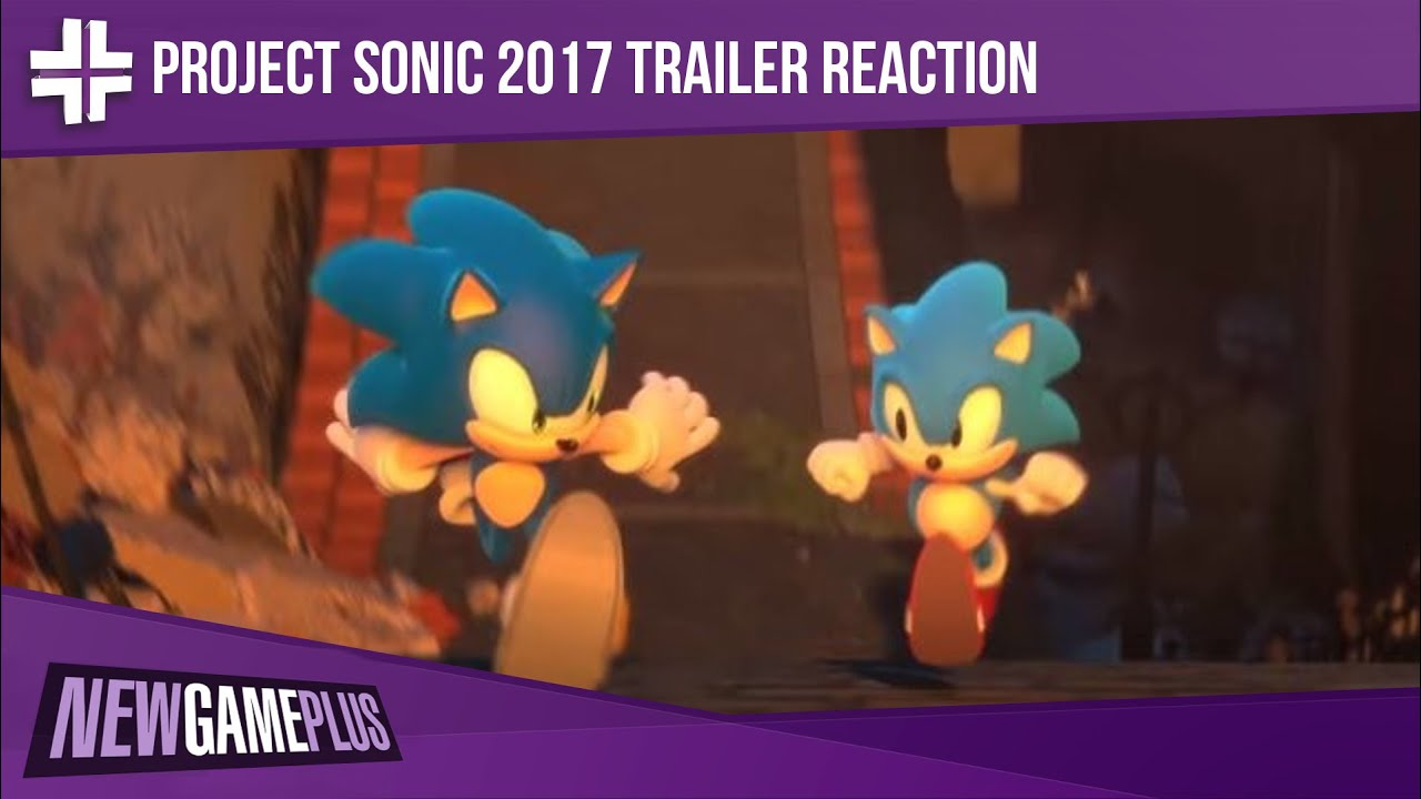 Old Game Plus Reacts To Sonic S New Games Youtube