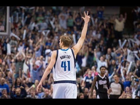 ● Dirk Nowitzki ● Dallas Legend ● ᴴᴰ