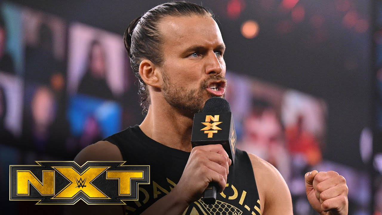 Adam Cole – Kyle O'Reilly Arrest Angle On NXT