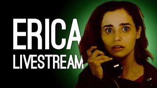 Erica PS4 Livestream! 🎃Full Erica Playthrough for Hallowstream on Outside Xtra 🎃