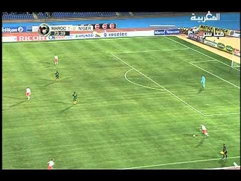 MAROC VS NIGER second half FULL