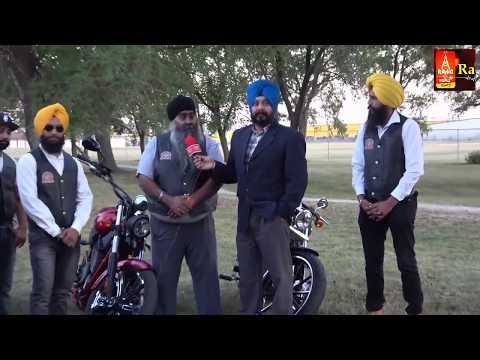 Sikh Motorcycle Club Manitoba