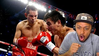 THE NEXT MANNY PACQUIAO NONITO DONAIRE TOP 10 KNOCKOUTS REACTION