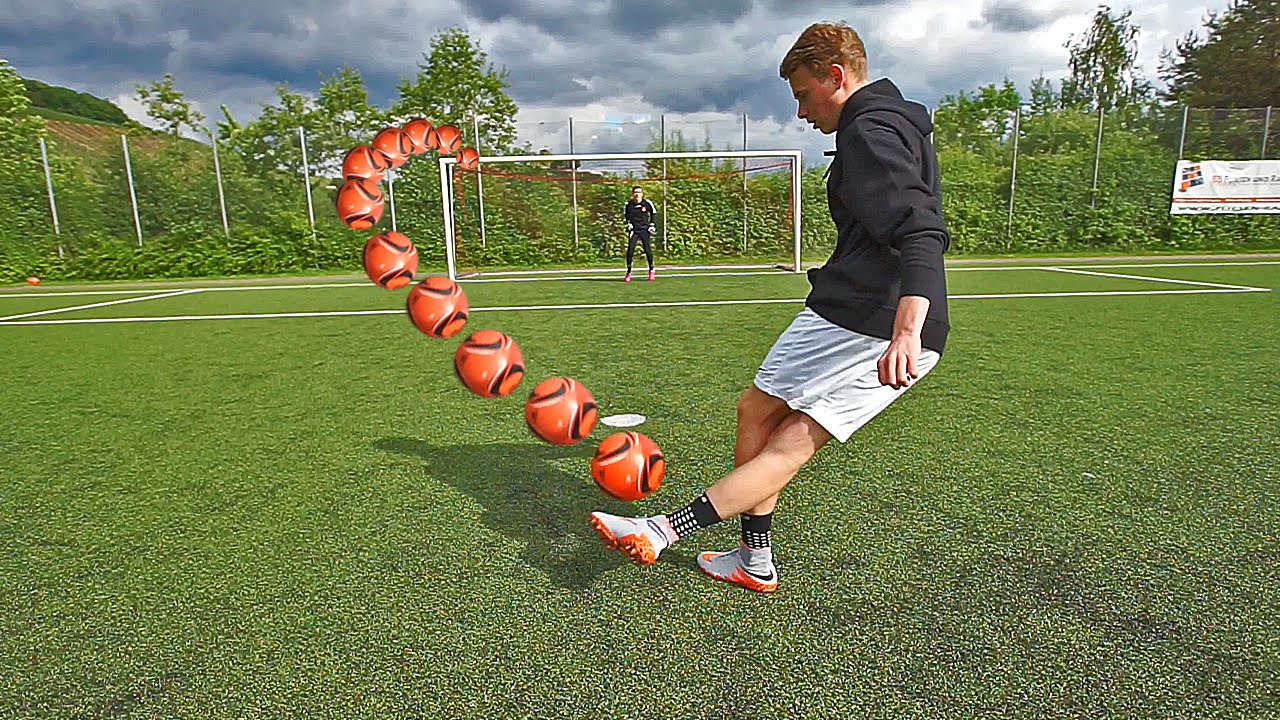 Testing Neymar Boots: Nike Hypervenom 2 Review - freekickerz - YouTube