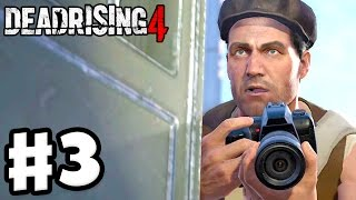 Dead Rising 4 - Gameplay Walkthrough Part 3 - Dam Infiltration and Boss Fight! (Xbox One)