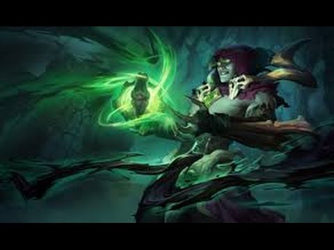 5000+HP Vladimir|Infinite Sustain|League Of Legends