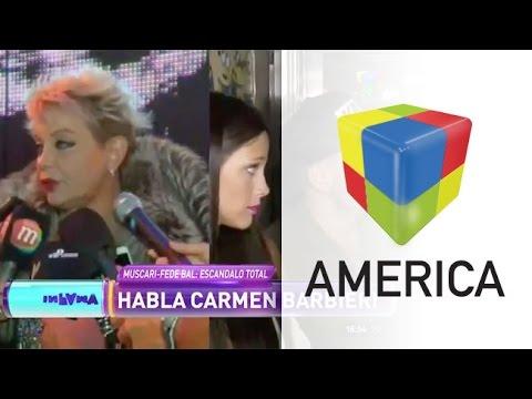 """Carmen Barbieri: """"Muscari denuncia a mi hijo como golpeador sin ir a las fuentes"""""""