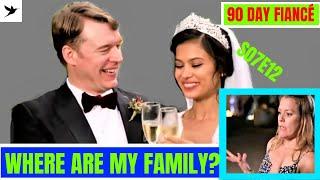 Michael & Juliana's Wedding - 90 Day Fiance - Finale Review & Analysis - S07E12- Ebird