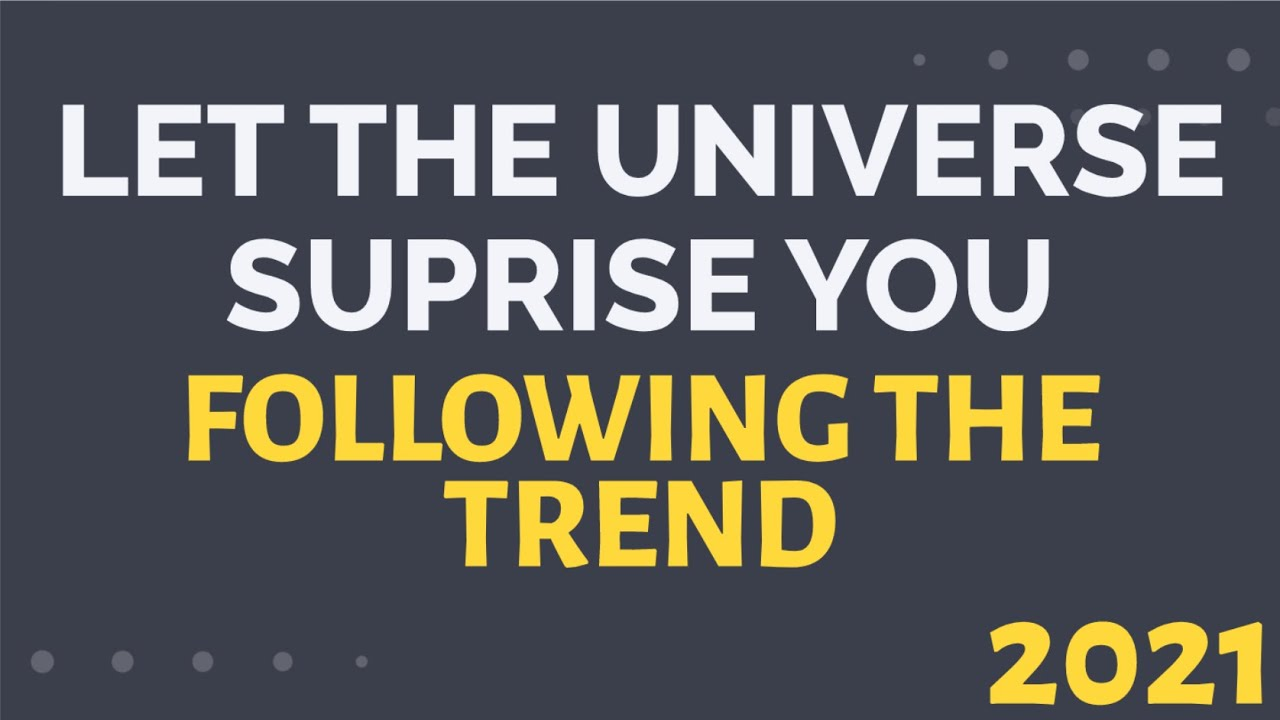 Let The Universe Surprise You - Follow The Trend   Abraham Hicks [GREAT]
