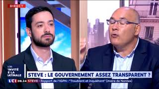 Steve : les méthodes de la police en question.