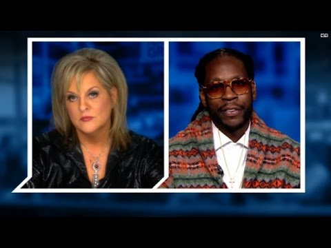 Nancy Grace battles 2 Chainz over pot!