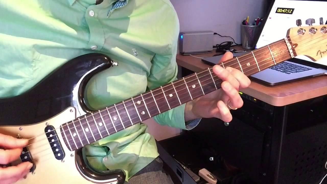 tuto guitare elvis presley