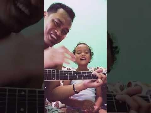 Viral Lagu Kasih Ibu dan anak yang pintar bernyanyi lucu ...