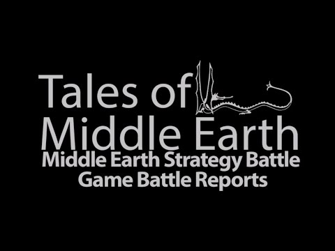 Tales of Middle Earth Ep.15: 500 Point Battle Report Great Eagles vs Harad Mumak