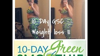 JJ Smith 10 Day Green Smoothie Cleanse : Weight Loss Journey Vlog Il | Tips, Tricks, & To Dos |