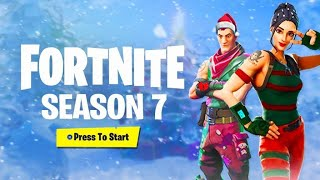 Fortnite Season 7 Trailer