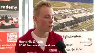 Pilot project at Lausitzring, Germany- Compostable tableware with ecovio® coating