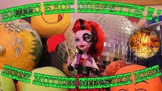 Stop motion monster high# Видео блог Оперетты:D