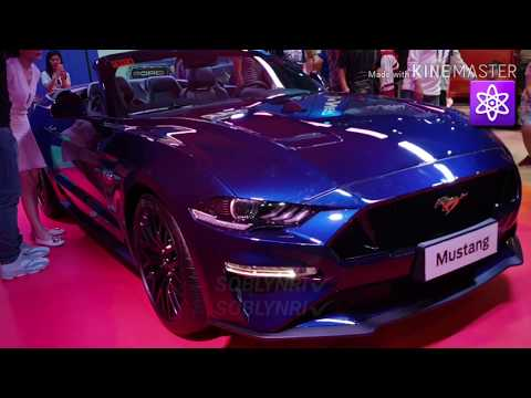 The New MUSTANG 2019 #FORD
