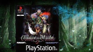 BioPhoenix Game Reviews: Blaze And Blade Eternal Quest (PS1)