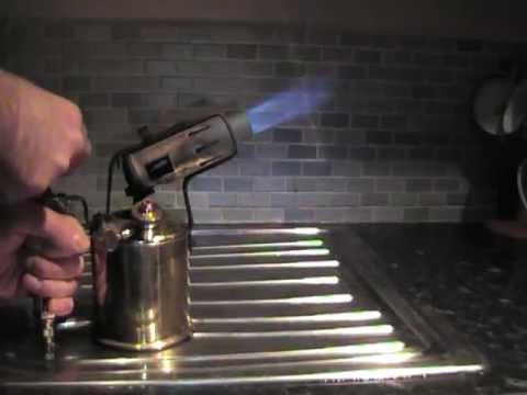 Sievert Paraffin Blowlamp
