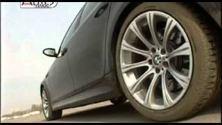 Тест-драйв BMW (БМВ) 5 серии (AutoTurn.ru)