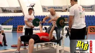 Соревнования по тяжелой атлетике в Волгограде(В минувшие выходные в Волгограде состоялись соревнования по тяжелой атлетике, в которых приняли участие..., 2011-06-06T10:27:17.000Z)