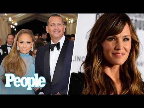JLo, A-Rod Celebrate 'World Of Dance' Premiere, Jennifer Garner Ready To Date? | People NOW | People