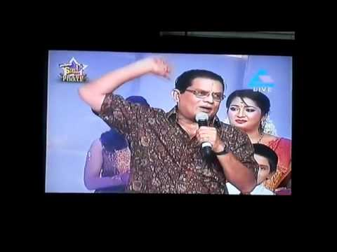 Jagathy's speech against Ranjini Haridas