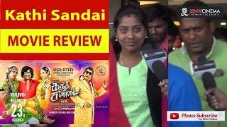 Kaththi Sandai Movie Review | Vishal | Tamannaah 2DAYCINEMA.COM