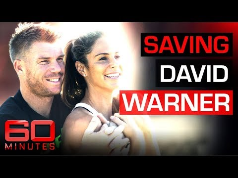 Polarising Cricket Star David Warner Speaks Out | 60 Minutes Australia