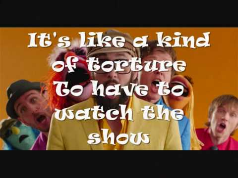 Muppet Theme Song -Ok Go And The Muppets Lyrics