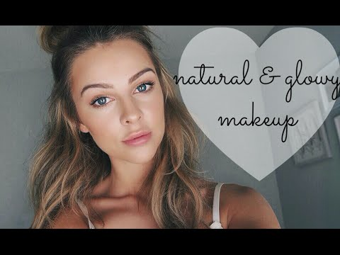 Natural + Glowy Makeup | GRWM