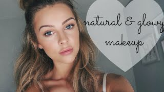 One of Melissa Merk's most viewed videos: Natural + Glowy Makeup | GRWM