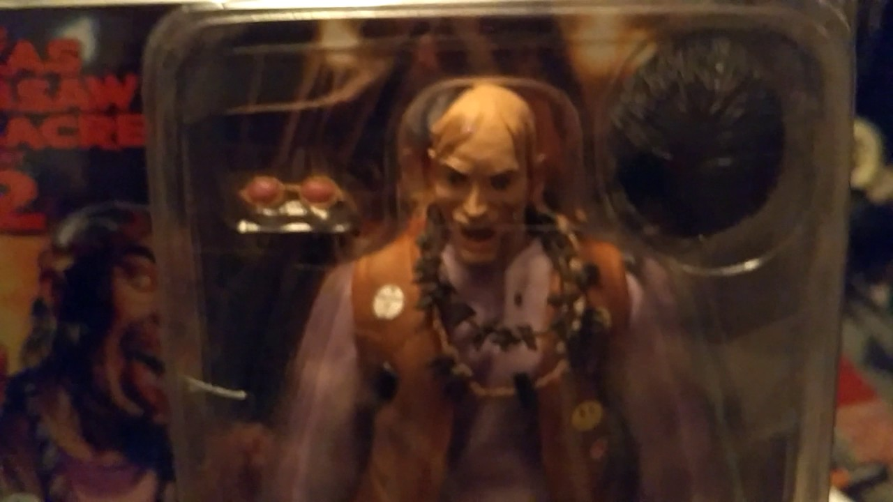 Big Bad Toy Store Unboxing NECA Horror Action Figures Freddy Krueger, Jason  Voorhees, Retro Chop-Top