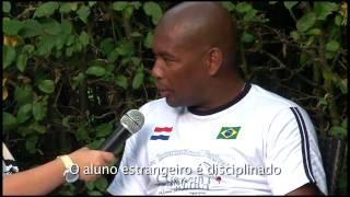 DIA DA RAINHA - CAPOEIRA E TULIPAS Programa Ser Diferente 2 - Temporada 01