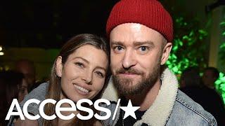 Jessica Biel Posts Touching Birthday Tribute For 'Super Hot Dad' Justin Timberlake