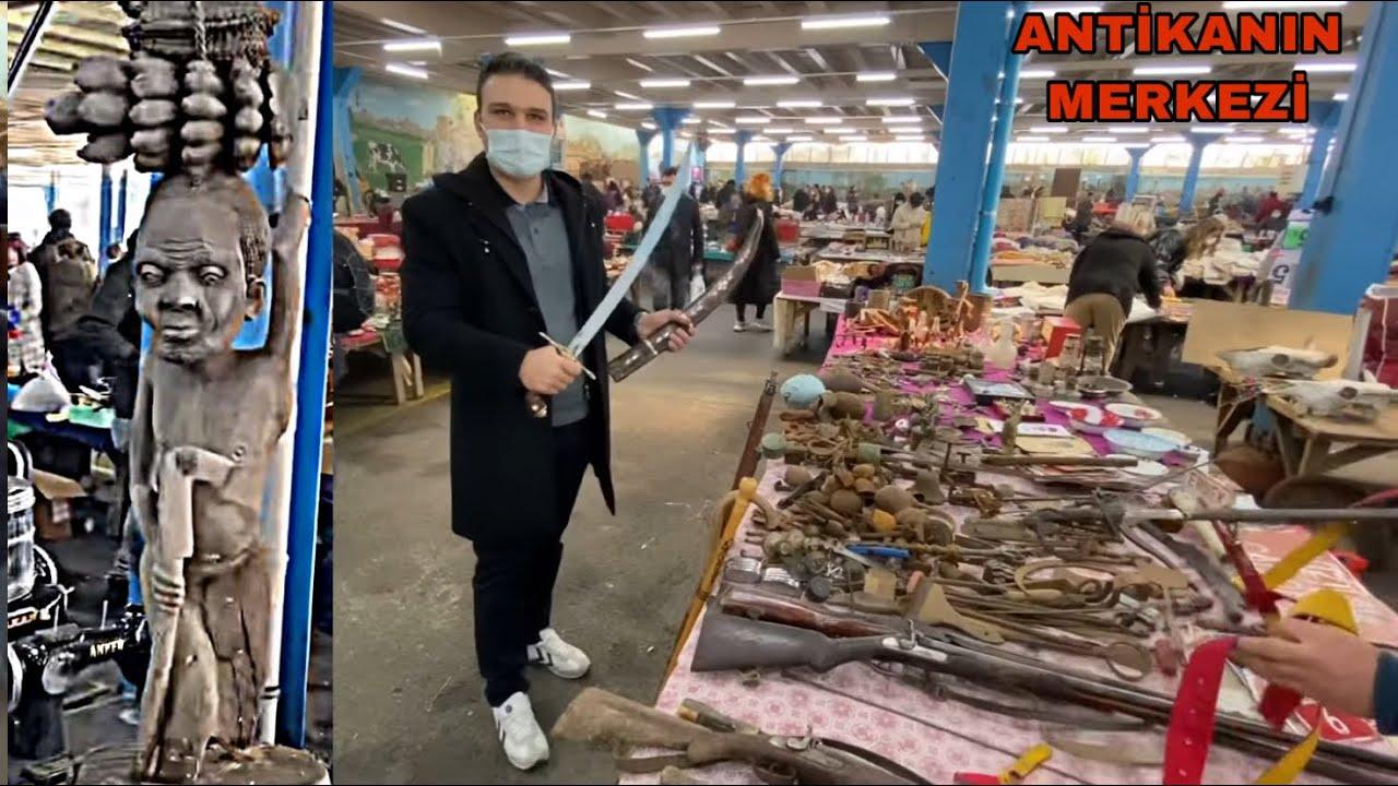 FERİKÖY ANTİKA PAZARI / Neredeyse Bedava Efsane Alışveriş
