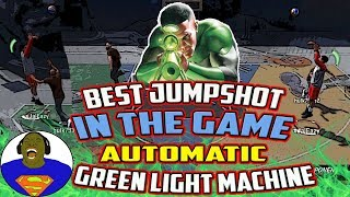 NBA 2K18 BEST JUMPSHOT IN THE GAME - BEST SMALL FORWARD BUILD - 5/5 FROM 3 - 100% PROOF