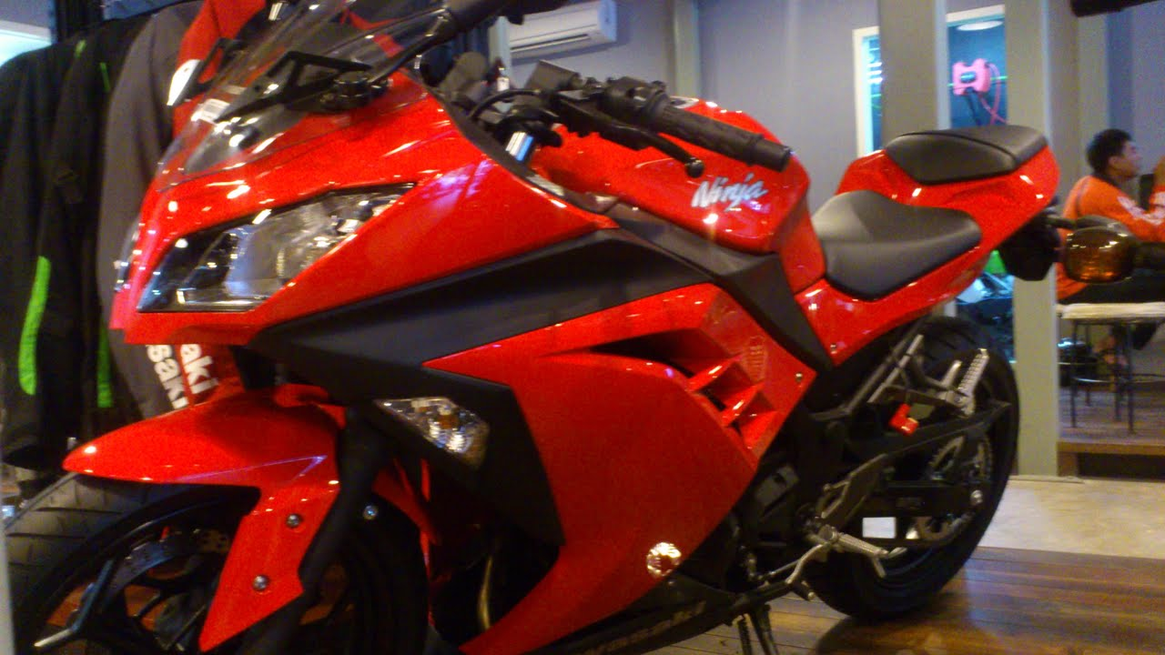 Koleksi 93 Gambar Motor Kawasaki Ninja Terbaru 2016 Terkeren