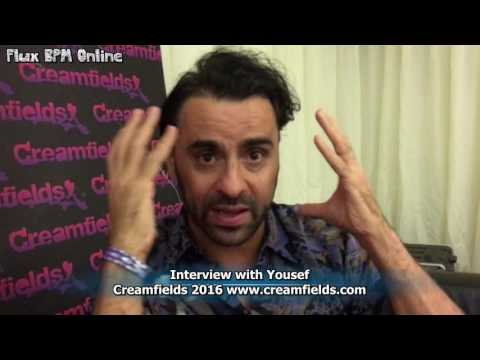 Creamfields 2016: Interview with  Yousef