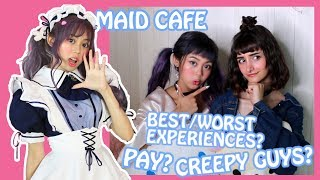 What's it like working in a Japanese MAID CAFE? | Q&A with Akihabara maid