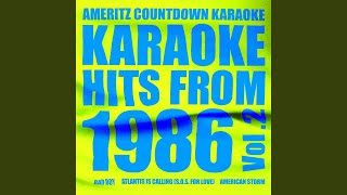 Calling America (In the Style of Electric Light Orchestra) (Karaoke Version)