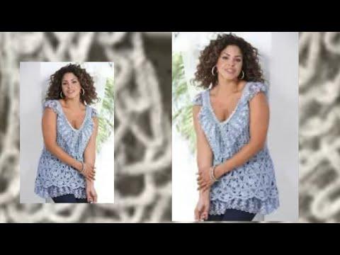 ТУНИКА КРЮЧКОМ. РАЗБОР УЗОРА+СХЕМА+ВЫКРОЙКА || Crochet. TUNIC. PARSING THE PATTERN+DESCRIPTION